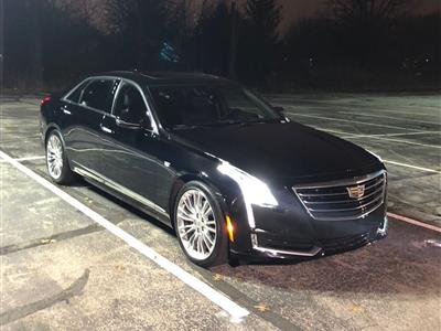 2018 Cadillac CT6 lease in Fort Wayne,IN - Swapalease.com