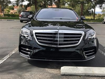2019 Mercedes-Benz S-Class lease in Las Vegas,NV - Swapalease.com