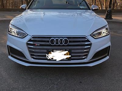 2018 Audi S5 Coupe lease in Brooklyn,NY - Swapalease.com