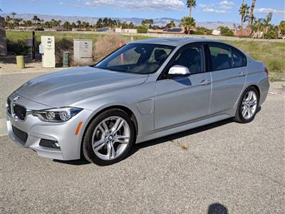 2018 BMW 3 Series lease in Palm Springs,CA - Swapalease.com