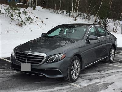 2017 Mercedes-Benz E-Class lease in Chelmsford,MA - Swapalease.com