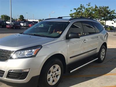 2017 Chevrolet Traverse lease in Halladale Beach,FL - Swapalease.com