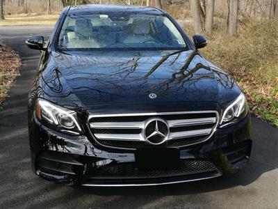 2018 Mercedes-Benz E-Class lease in Princetion Junction,NJ - Swapalease.com