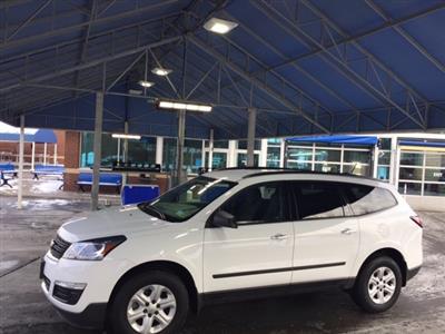 2017 Chevrolet Traverse lease in Royal Oak,MI - Swapalease.com