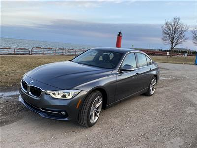 2018 BMW 3 Series lease in Milwaukee,WI - Swapalease.com