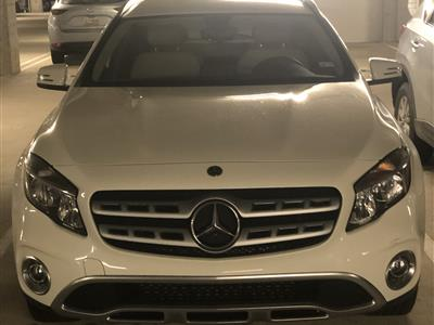 2018 Mercedes-Benz GLA SUV lease in Houston,TX - Swapalease.com