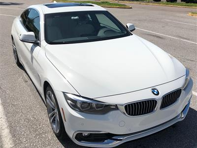 2018 BMW 4 Series lease in Sarasota,FL - Swapalease.com
