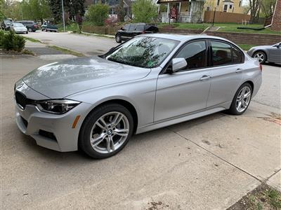 2018 BMW 3 Series lease in Omaha,NE - Swapalease.com