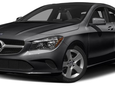 2018 Mercedes-Benz CLA Coupe lease in Tarzana,CA - Swapalease.com