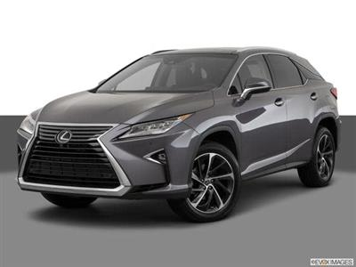 Lexus rx lease deals