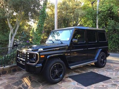 2016 Mercedes-Benz G-Class lease in Houston,TX - Swapalease.com