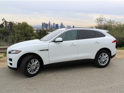 2019 Jaguar F-PACE lease in Los Angeles,CA - Swapalease.com
