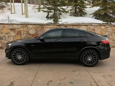 2017 Mercedes-Benz GLC-Class Coupe lease in PARK CITY,UT - Swapalease.com