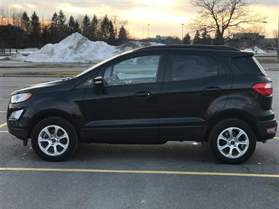 2018 Ford EcoSport lease in Rochester,NY - Swapalease.com
