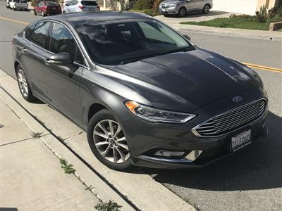 2017 Ford Fusion lease in Spring Vally,CA - Swapalease.com