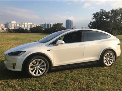 2017 Tesla Model X lease in Miami Beach,FL - Swapalease.com
