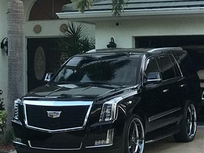 2017 Cadillac Escalade lease in Boca Raton,FL - Swapalease.com