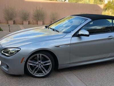 2017 BMW 6 Series lease in Rancho Santa Fe,CA - Swapalease.com