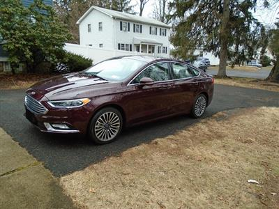 2017 Ford Fusion lease in New City ,NY - Swapalease.com