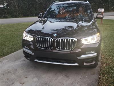 2019 BMW X3 lease in Pompano,FL - Swapalease.com