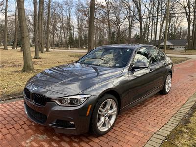 2018 BMW 3 Series lease in Westlake,OH - Swapalease.com