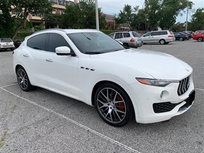 2017 Maserati Levante lease in Smithtown,NY - Swapalease.com