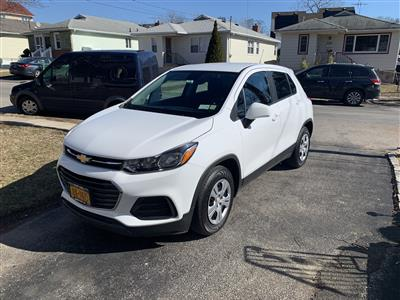 2017 Chevrolet Trax lease in Staten Island,NY - Swapalease.com