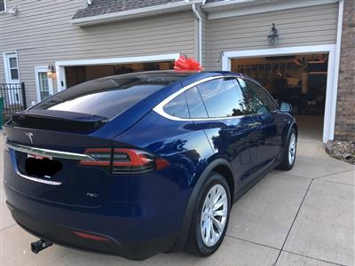 2017 Tesla Model X lease in Concord Twp,OH - Swapalease.com