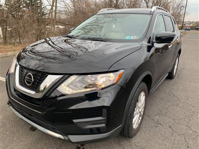 2017 Nissan Rogue lease in WARRINGTON,PA - Swapalease.com