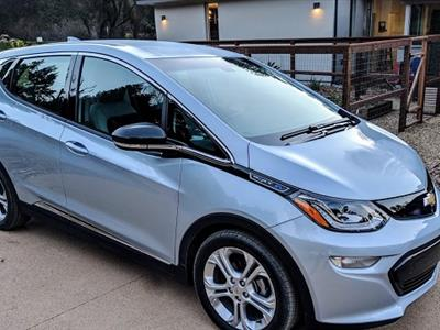 2017 Chevrolet Bolt EV lease in Dublin,CA - Swapalease.com