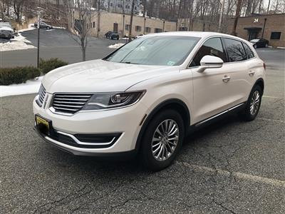 2017 Lincoln Mkx Lease In Ho Hokus Nj Swapalease