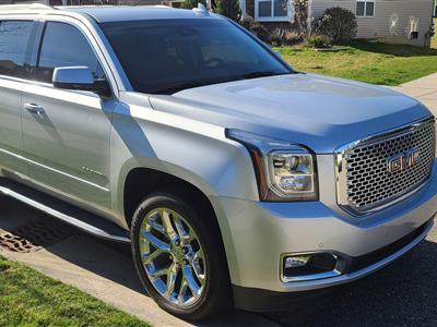 2018 GMC Yukon lease in Whitelake,MI - Swapalease.com