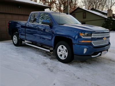 2017 Chevrolet Silverado 1500 lease in Hartville,OH - Swapalease.com