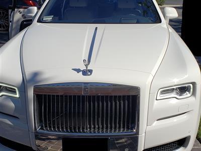 2017 Rolls-Royce Ghost lease in Los Angeles,CA - Swapalease.com