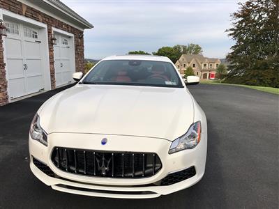 2017 Maserati Quattroporte lease in Newburgh,NY - Swapalease.com