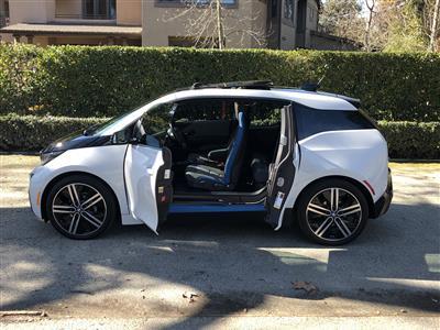 2017 BMW i3 lease in Fresno,CA - Swapalease.com
