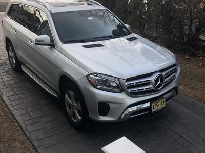 2017 Mercedes-Benz GLS-Class lease in Rumson,NJ - Swapalease.com