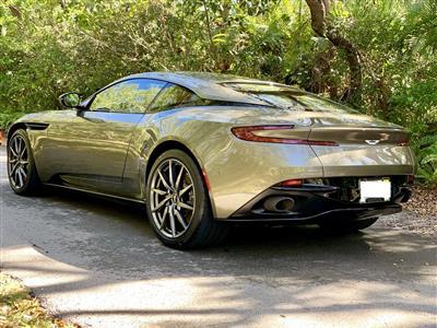 2017 Aston Martin DB11 lease in South Miami,FL - Swapalease.com