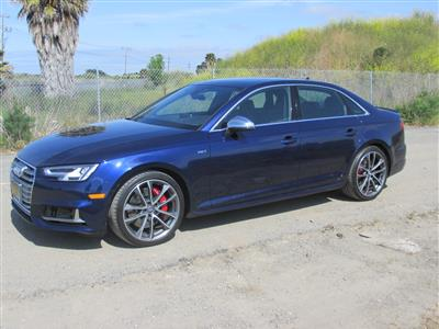 2018 Audi S4 lease in Fremont,CA - Swapalease.com