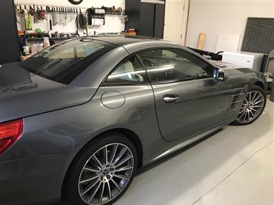 2018 Mercedes-Benz SL Roadster lease in Elkhart,IN - Swapalease.com