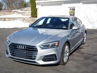2018 Audi A5 Sportback lease in Windham,NH - Swapalease.com