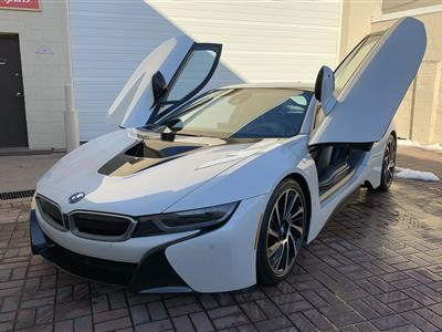 2015 BMW i8 lease in Hasbrouck Heights,NJ - Swapalease.com