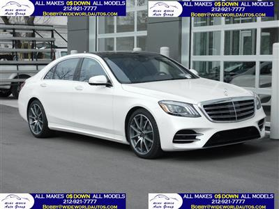 2019 Mercedes-Benz S-Class lease in New York,NY - Swapalease.com
