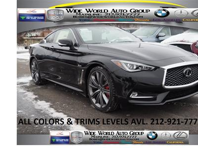 2019 Infiniti Q60 lease in New York,NY - Swapalease.com