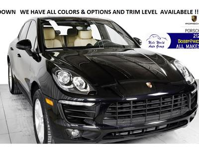 2018 Porsche Macan lease in New York,NY - Swapalease.com