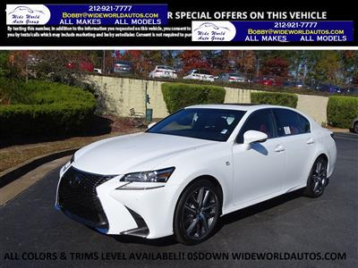 2019 Lexus GS 350 lease in New York,NY - Swapalease.com