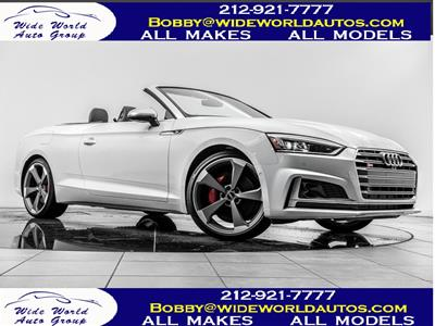 2019 Audi A3 Cabriolet lease in New York,NY - Swapalease.com