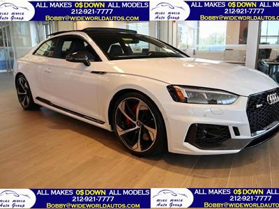 2019 Audi RS 5 lease in New York,NY - Swapalease.com