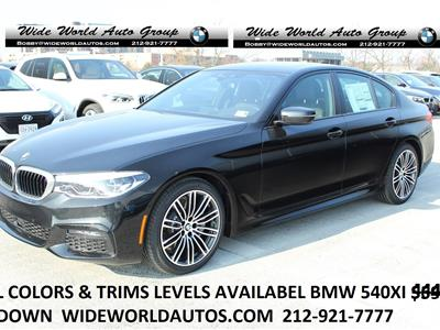 2020 BMW 5 Series lease in New York,NY - Swapalease.com
