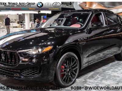 2019 Maserati Levante lease in New York,NY - Swapalease.com